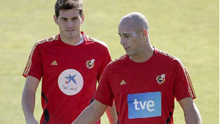 """Casillas a Reina: """"Irme ahora no lo veo, al menos jugaré la Copa"""""""