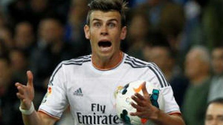 El Real Madrid niega que Bale sufra una hernia discal