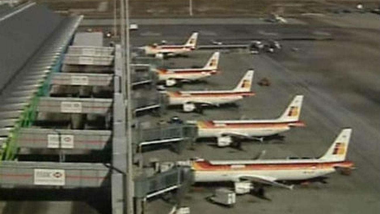 Aena aplicará descuentos a las tasas aéreas para aumentar en 4 millones los pasajeros