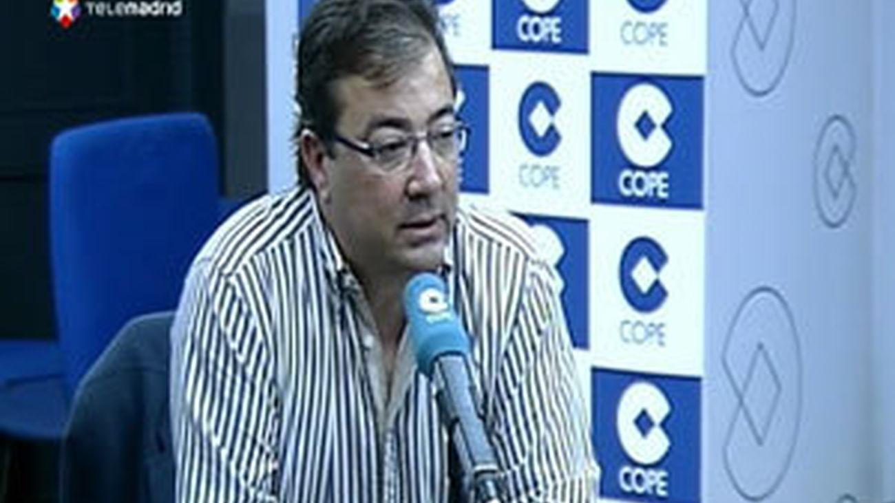 """Fernández Vara pide """"refundar"""" el PSOE en Cataluña tras el fiasco del PSC"""