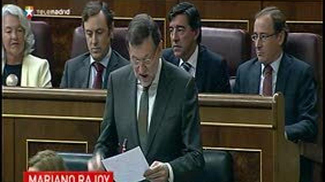 Rajoy reivindica la doctrina Parot, sobre la que se pronunciará Estrasburgo el día 21