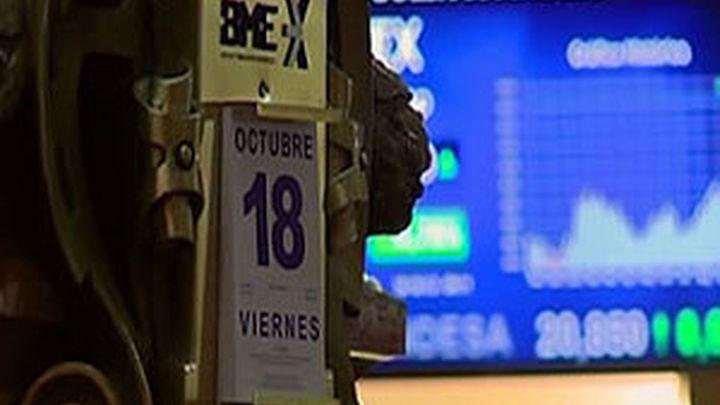 El IBEX supera los 10.000 puntos por primera vez desde hace más de dos años