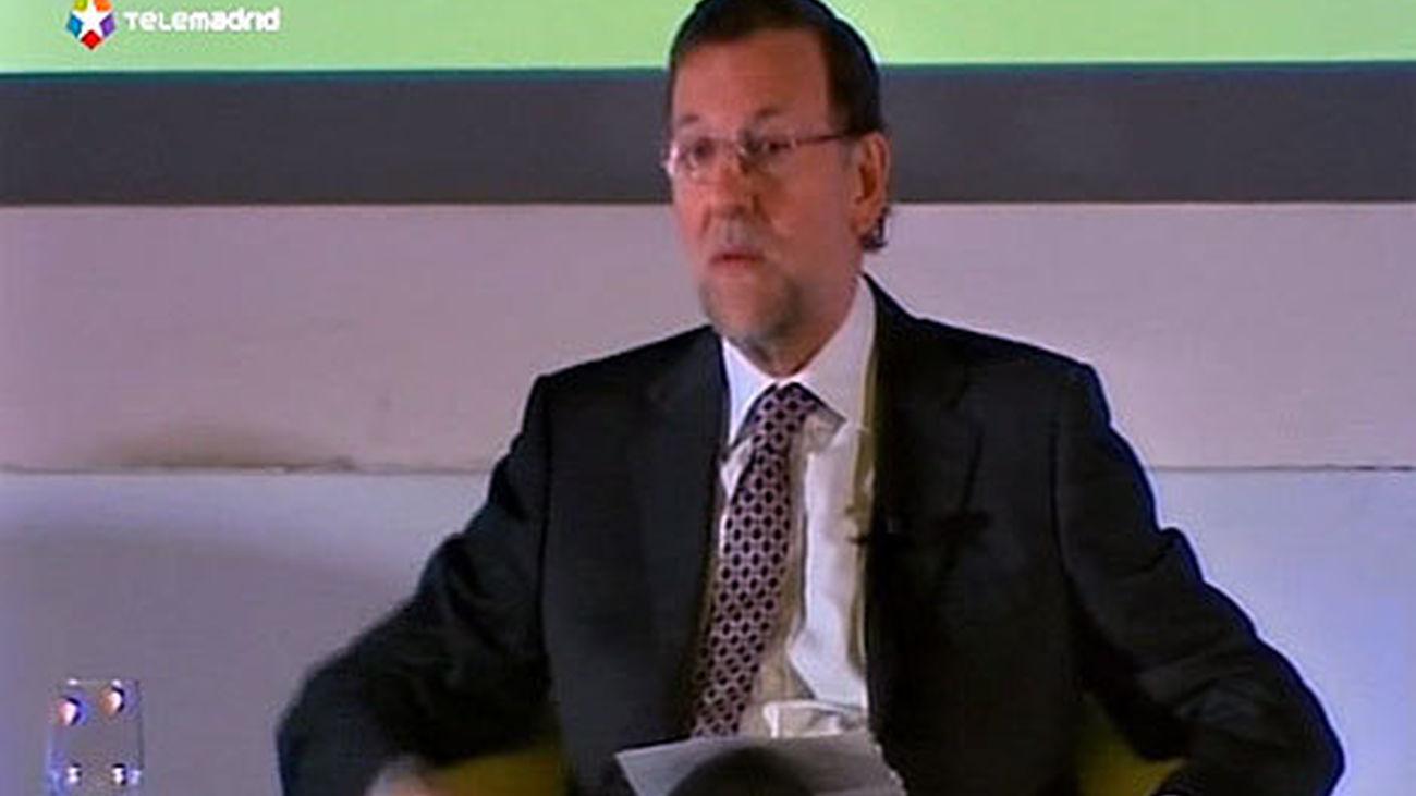"""Rajoy: """"España, con el Rey a la cabeza, sigue apostando por su vocación iberoamericana"""""""
