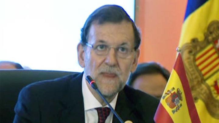 Rajoy asegura que España sale de la crisis con economía reforzada y saneada