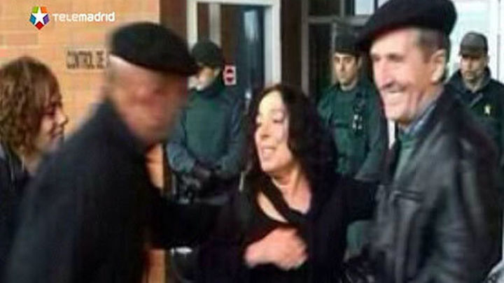 Inés del Río sale de la cárcel tras el fallo que anula la doctrina Parot