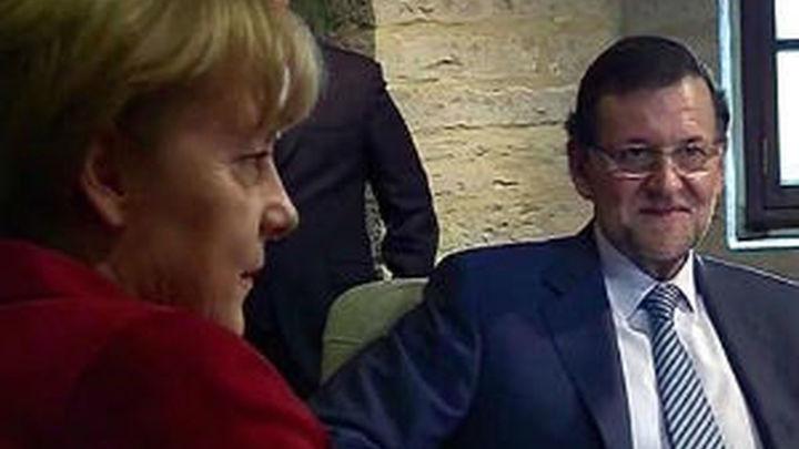 """Rajoy pide a los gobiernos europeos que no actúen """"cada uno por su cuenta"""" en la inmigración"""