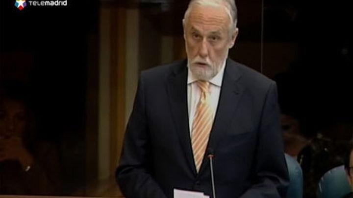 """Luis de Velasco: """"Todo menos eliminar los servicios sociales básicos"""""""