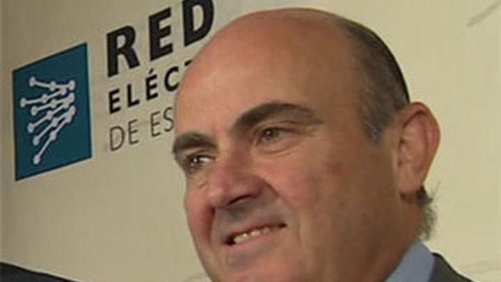 """Guindos reclama que las pruebas de evaluación a la banca sean """"exhaustivas"""""""