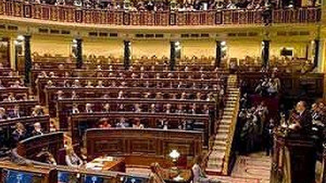 Pensiones, Lomce y Transparencia cierran un intenso año legislativo
