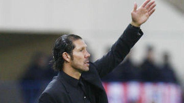 """Simeone: """"Es un momento importante para el hincha"""""""