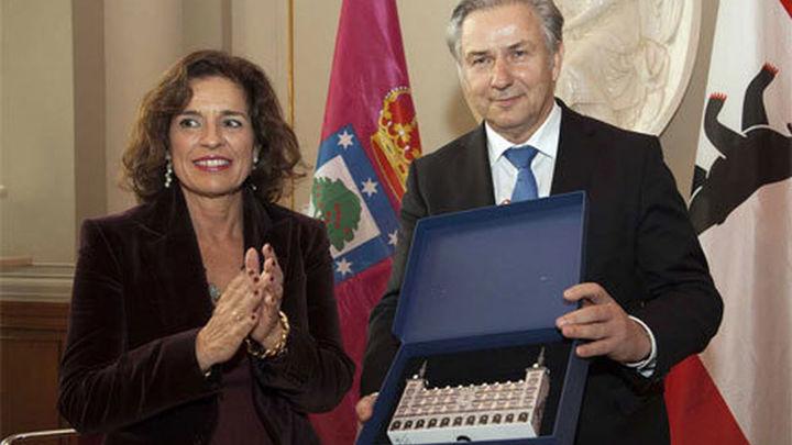 Botella aboga por intensificar la cooperación entre Madrid  y Berlín en el ámbito cultural, turístico y empresarial