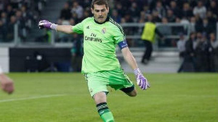 Casillas y Valdés, entre los elegidos para ser mejor portero de 2013