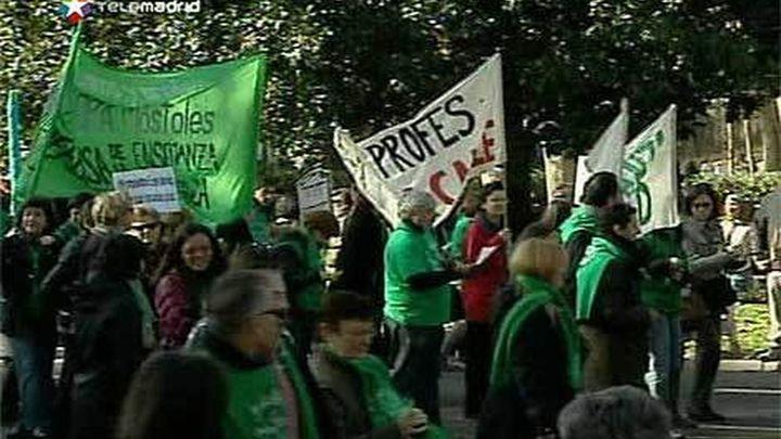 La Comunidad educativa volverá a las calles el 20 de noviembre contra la LOMCE