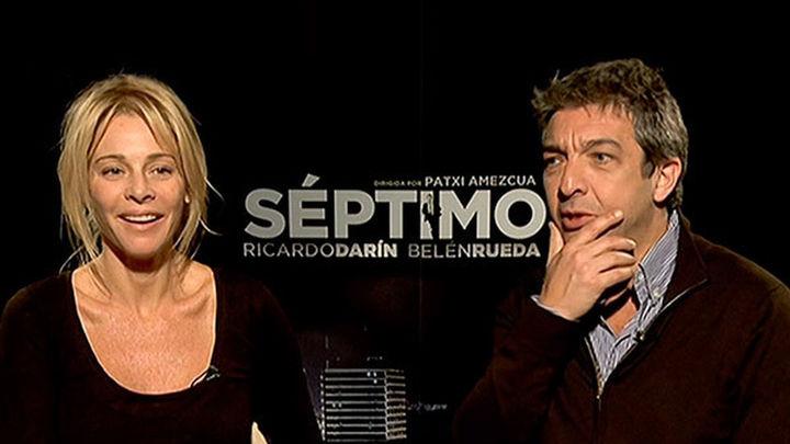 Ricardo Darín y Belén Rueda protagonizan 'Séptimo', una historia cotidiana que se convierte en un infierno