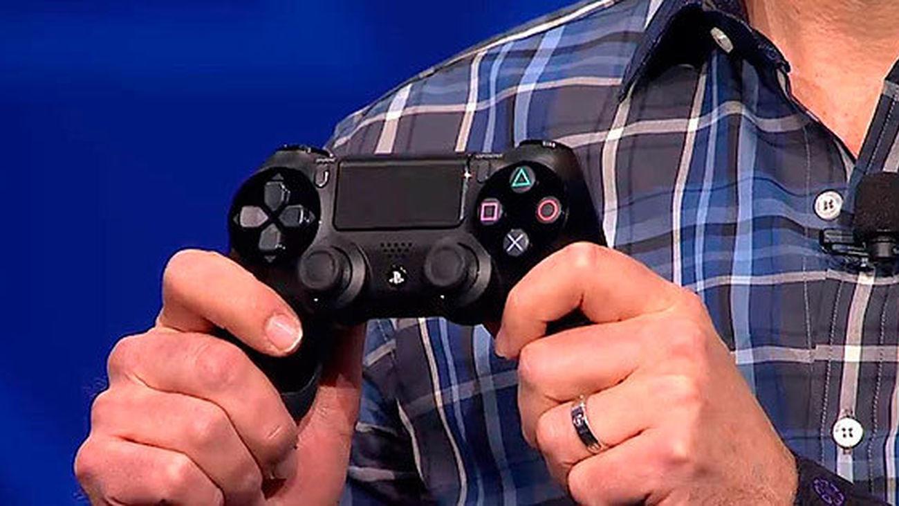Presentación de la PS4