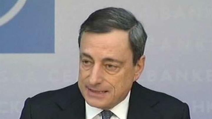 El BCE baja los tipos de interés hasta un histórico 0,25%