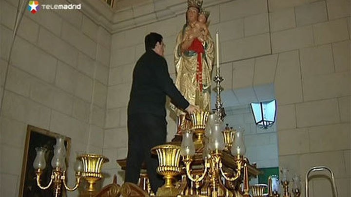 """El Arzobispado de Madrid busca """"Almudenas"""" par celebrar el día de la Patrona"""