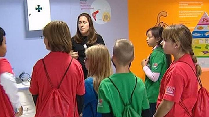 Una nueva Aula de Salud ofrece talleres saludables a los niños