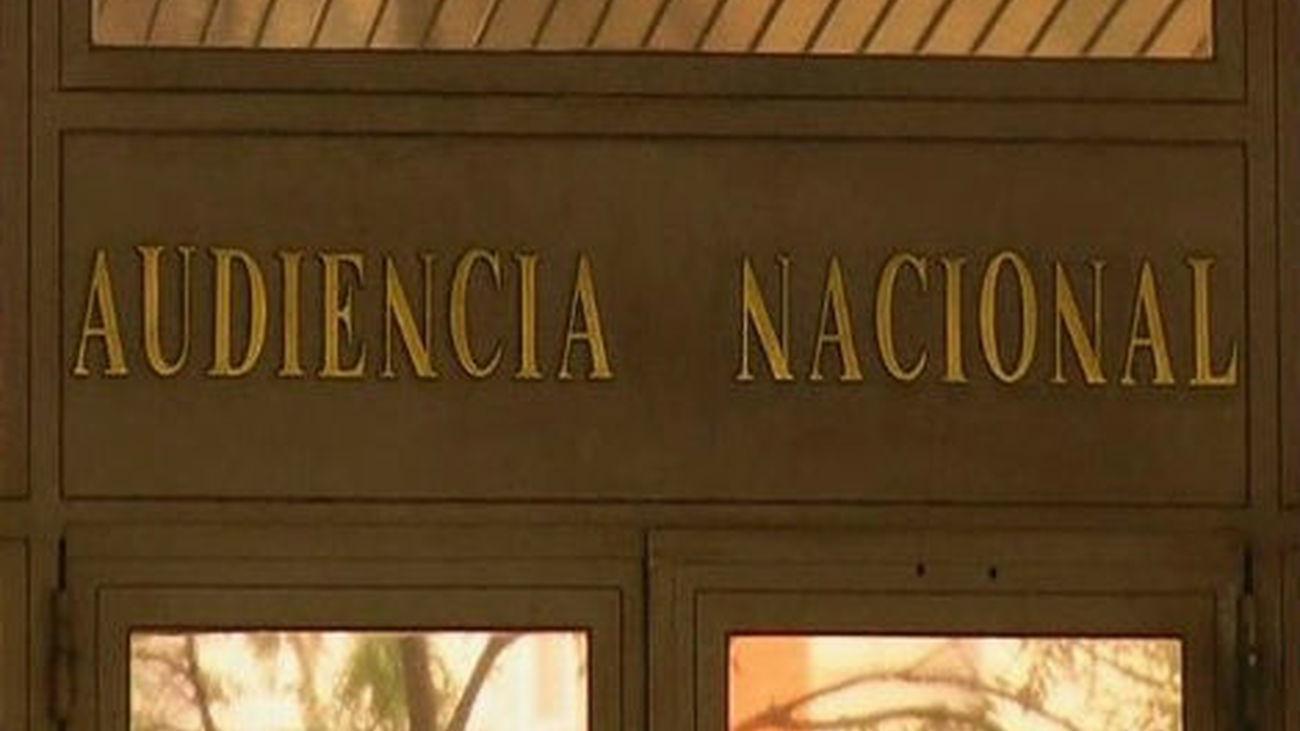 La Audiencia Nacional  excarcela a otros 9 etarras