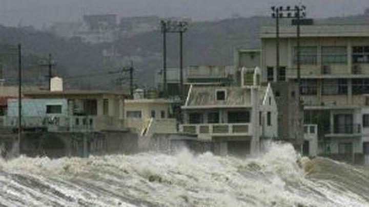 El fuerte tifón 'Yolanda' provoca centenar de muertos en la isla filipina de Leyte