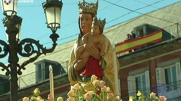 """Rouco Varela pide a la Almudena que """"conforte y anime"""""""