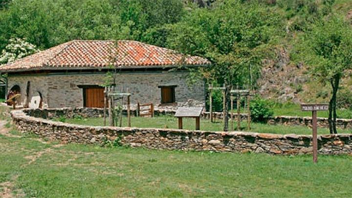 La ruta de los antiguos molinos de La Hiruela