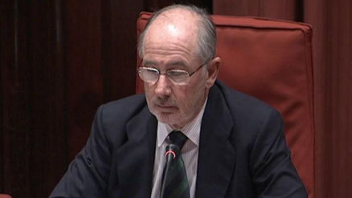 Rato defiende su actuación en Bankia y elude cualquier autocrítica por las preferentes