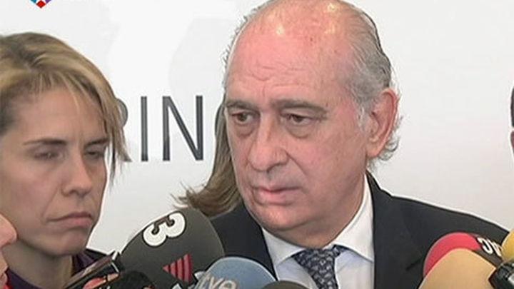 """Fernández Díaz: """"Acatamos las decisiones juiciales aunque nos duela el alma"""""""