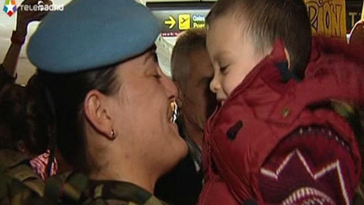 Comienza el relevo de los 600 militares desplegados en la misión en Líbano