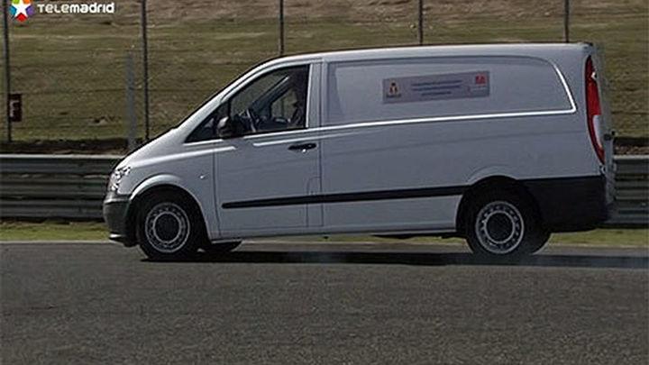 Una de cada cuatro furgonetas que circula por España tiene más de 20 años