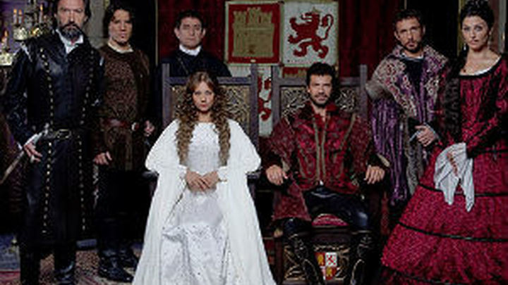 La serie 'Isabel' abre su vestidor en el Museo del Traje
