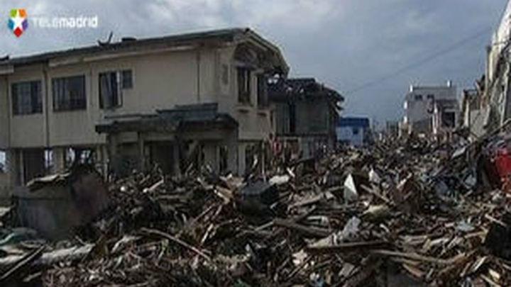 La ayuda humanitaria comienza a llegar a los habitantes de Tacloban
