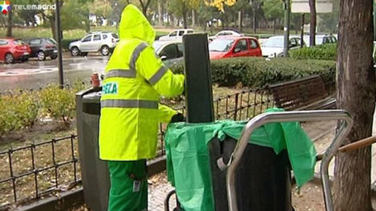 Tragsa ha recogido 550 toneladas de residuos en las últimas 24 horas