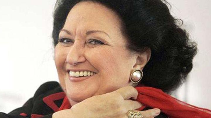 Condenan a Montserrat Caballé a seis  meses de cárcel por defraudar a Hacienda