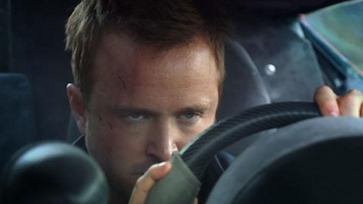 Nuevo tráiler de Need For Speed: Aaron Paul, libre y veloz