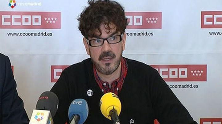 IU y CC.OO dicen que los Presupuestos madrileños ahondan la destrucción de empleo y las deigualdades