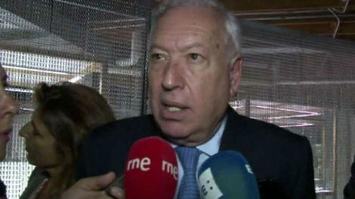 Margallo comienza en Argel una visita de marcado carácter económico