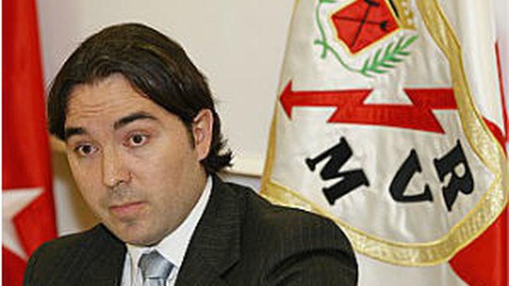 """Martín Presa: """"La perpetuidad del Rayo está garantizada"""""""
