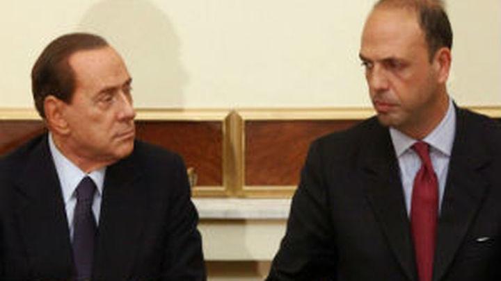 Alfano, ex delfín de Berlusconi, presenta su nuevo partido