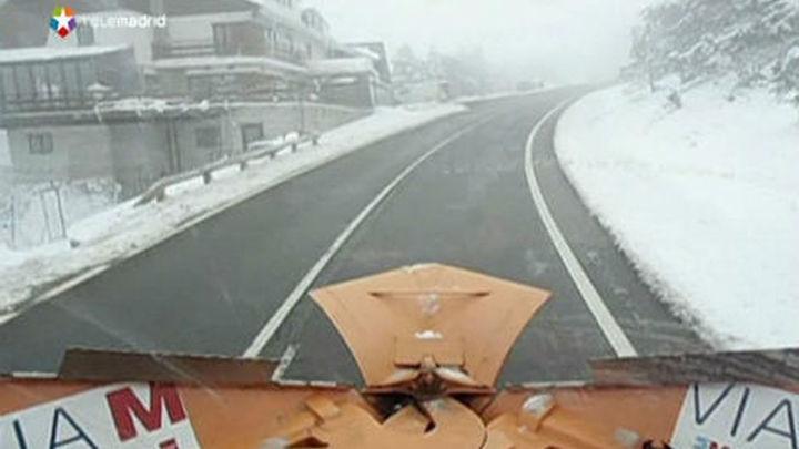 Un total de diez provincias en alerta este domingo por viento y nieve