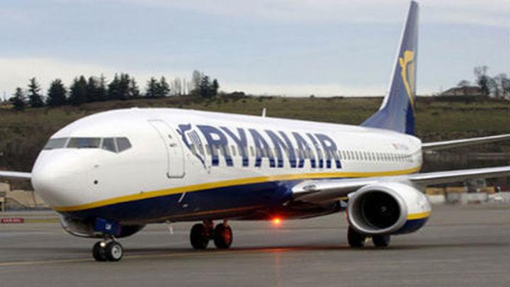 Ryanair duplicará las frecuencias a Madrid en 2014