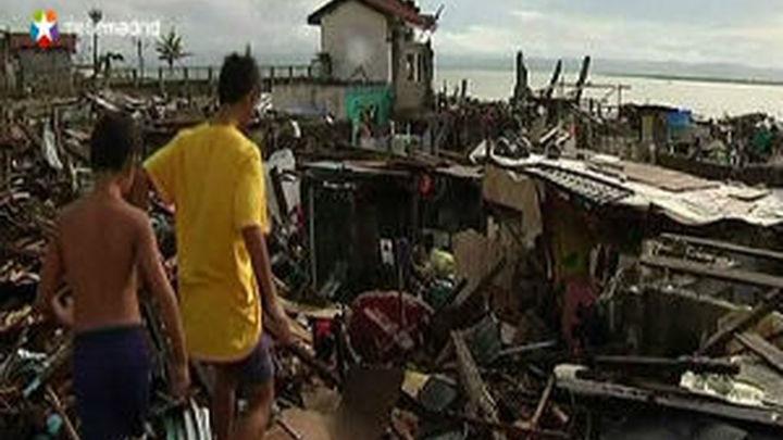 Los muertos en Filipinas superan los 5.200 dos semanas después del tifón