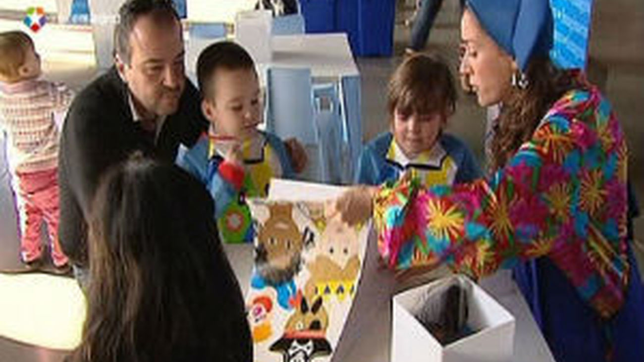 El Matadero celebra este sábado el Día de la Infancia
