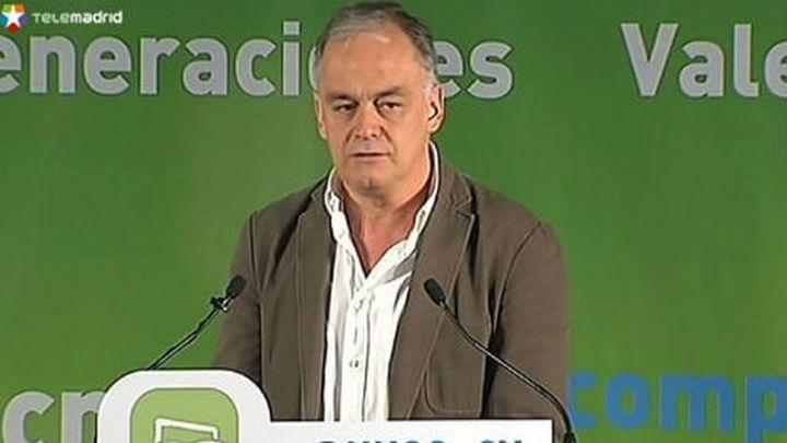 """González Pons asegura que el PP y sus dirigentes son """"tan honrados como todos"""""""