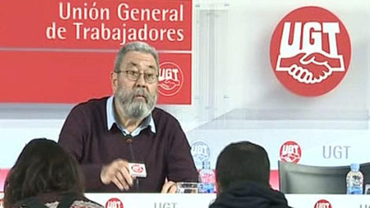 UGT respalda a su rama andaluza y le pide mayor esfuerzo en sus explicaciones