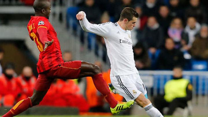 4-1. El Real Madrid, con diez, a octavos por la puerta grande