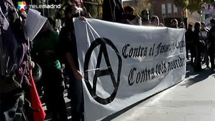 Diecinueve detenidos de extrema izquierda por el asalto a la Complutense