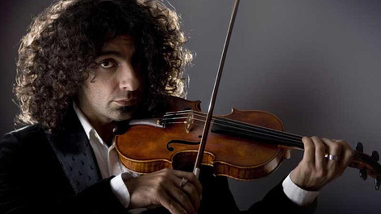 Ara Malikian y Manolo Carrasco protagonizarán el concierto de Navidad de Telemadrid