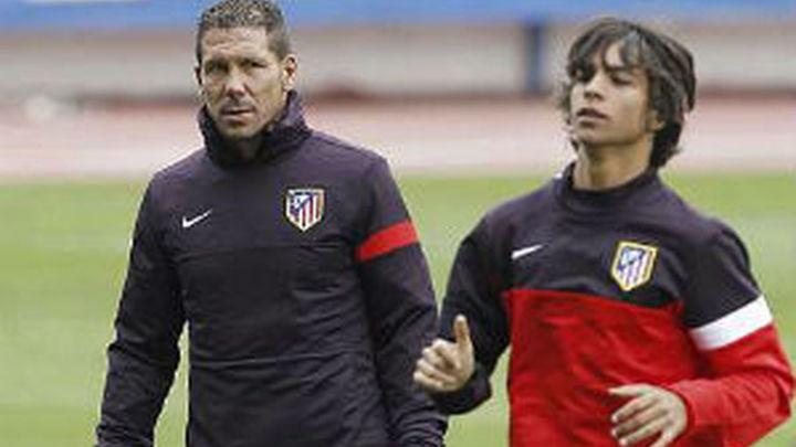 """Óliver Torres: """"Le debo mucho a Simeone, no le quiero defraudar"""""""
