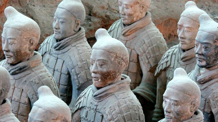 Los guerreros de Xian, vuelven a Madrid